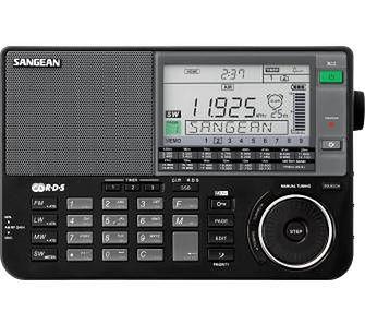 Sangean DISCOVER 909X ATS-909X (czarny)