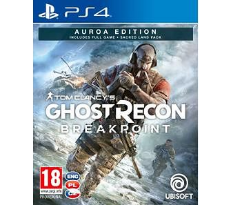 Tom Clancy's Ghost Recon: Breakpoint - Edycja Auroa PS4