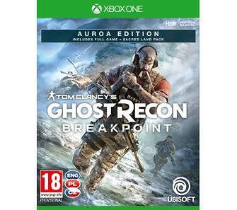 Tom Clancy's Ghost Recon: Breakpoint - Edycja Auroa Xbox One