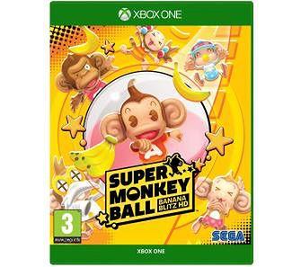 Super Monkey Ball Banan Blitz HD Xbox One