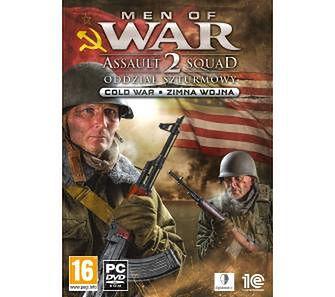 Men of War: Oddział Szturmowy 2 Zimna Wojna PC