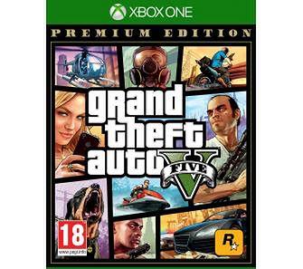 Grand Theft Auto V - Edycja Premium Xbox One