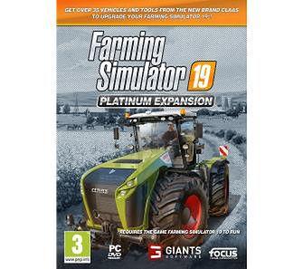Farming Simulator 19 - Dodatek Platynowy PC