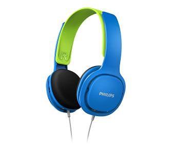 Philips SHK2000BL/00 słuchawki dla dzieci