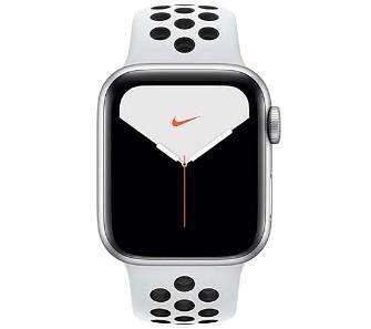 Apple Watch Nike 5 40 mm GPS (biały)
