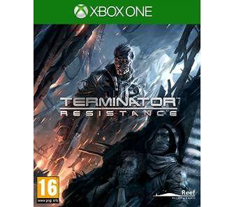 Terminator Resistance Xbox One