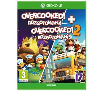 Pakiet Overcooked 1 i 2: Rozgotowani Xbox One
