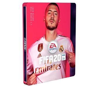 FIFA 20 + Steelbook Xbox One