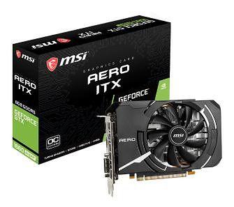 MSI GeForce GTX 1660 SUPER AERO ITX OC 6GB GDDR6 192 bit