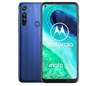 Motorola Moto G8 4/64GB DS (niebieski)