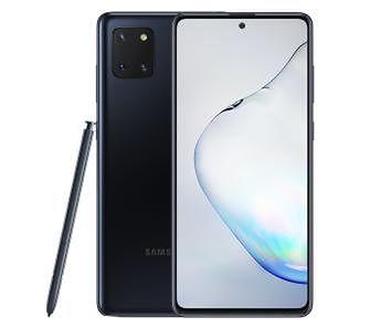Samsung Galaxy Note10 Lite (czarny)