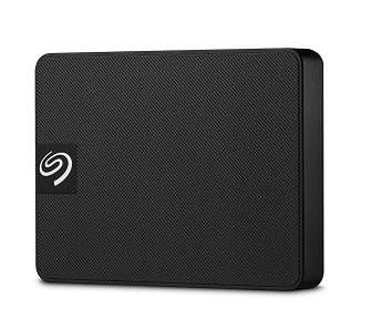 Seagate Expansion SSD 500GB (czarny)