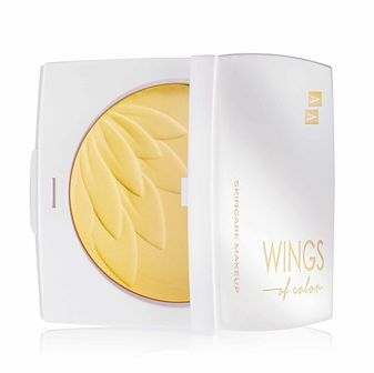 AA WINGS OF COLOR Silky Smooth Compact Powder Antiredness 95 8,5g