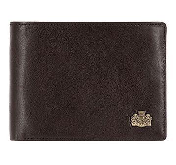 Męski portfel skórzany rozkładany