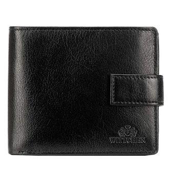 Męski portfel ze skóry duży