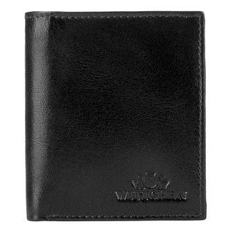Męski portfel ze skóry mały