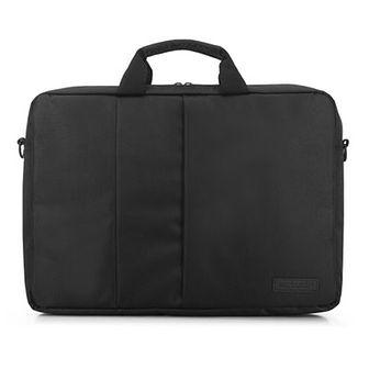 """Męska torba na laptopa 17'"""" z kieszenią z przodu"""
