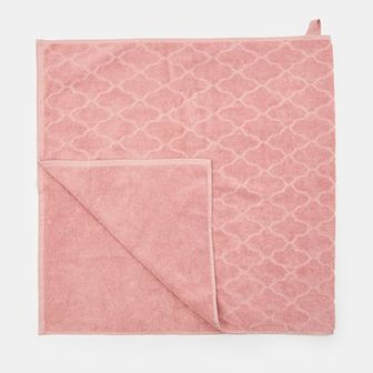 Sinsay - Ręcznik bawełniany - Różowy