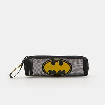 Sinsay - Piórnik Batman - Czarny