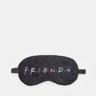 Sinsay - Maska do spania Friends - Czarny
