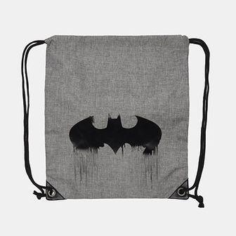 Sinsay - Plecak Batman - Jasny szary