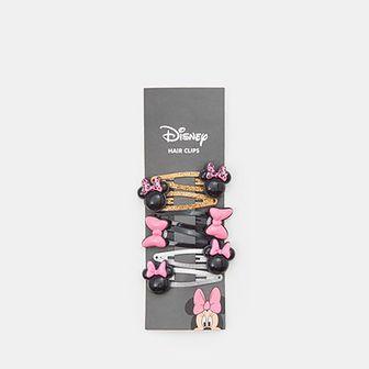 Sinsay - Spinki Myszka Minnie 6 pack - Wielobarwny
