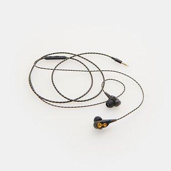 Sinsay - Słuchawki dokanałowe - Czarny