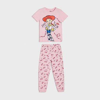 Sinsay - Piżama dwuczęściowa Toy Story - Różowy