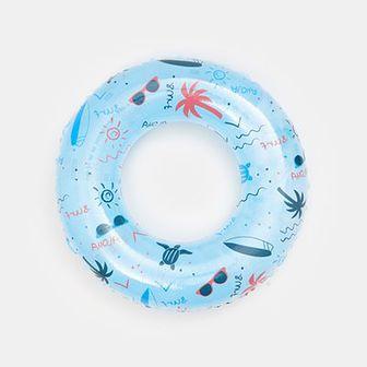 Sinsay - Koło do pływania - Niebieski