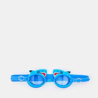 Sinsay - Okulary pływackie - Niebieski