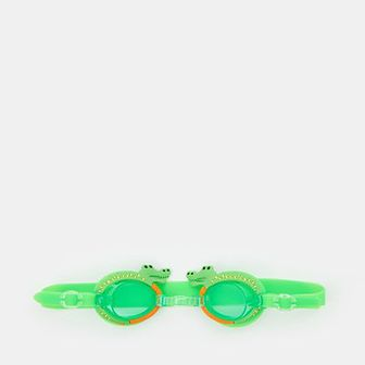 Sinsay - Okulary pływackie - Zielony