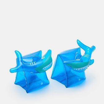 Sinsay - Dmuchane rękawki do pływania - Niebieski