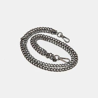 Sinsay - Przypinany łańcuch - Szary