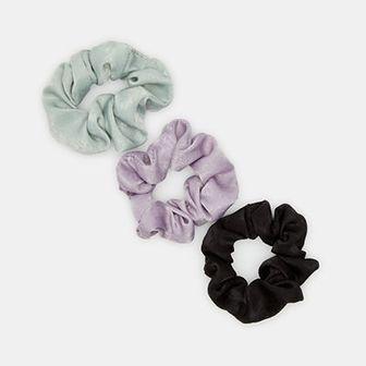 Sinsay - Gumka do włosów 3 pack - Wielobarwny