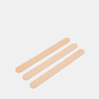 Sinsay - Pilniczek do paznokci 3 pack - Beżowy