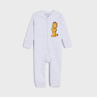 Sinsay - Pajacyk Garfield - Jasny szary