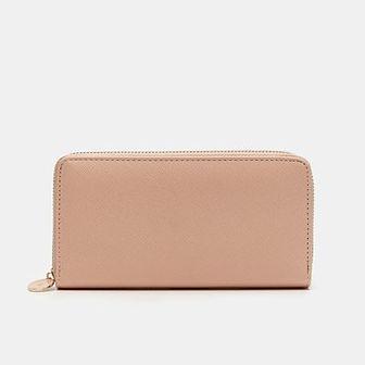 Sinsay - Duży portfel damski - Różowy