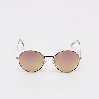 Sinsay - Okulary przeciwsłoneczne - Wielobarwny
