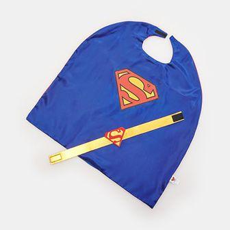 Sinsay - Kostium Superman - Granatowy