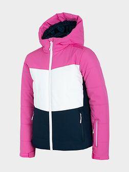 Kurtka narciarska dziewczęca (98-116)