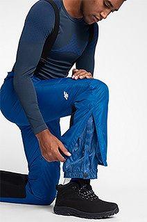 Spodnie narciarskie męskie SPMN350 - kobalt