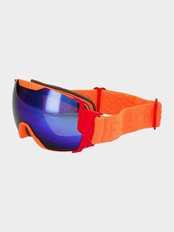 Gogle snowboardowe męskie