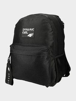 Plecak miejski dziewczęcy JPCD200 - czarny