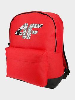 Plecak miejski chłopięcy JPCM202 - czerwony