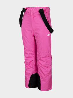 Spodnie narciarskie dziewczęce (98-116)