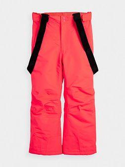 Spodnie narciarskie dziewczęce (122-164)