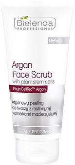 Arganowy peeling do twarzy z komórkami macierzystymi PhytoCellTec TM Argan 150 g