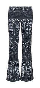 DC Spodnie snowboardowe EDJTP03024 Szary Tailored Fit