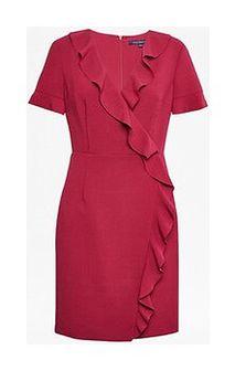 """Sukienka """"Alianor"""" w kolorze czerwonym"""