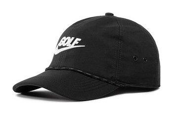 Nike Czapka z daszkiem BV8229 010 Czarny